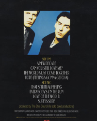 The Style Council  Modernism A New Decade Paul Weller Mick Talbot ZANI 2.j