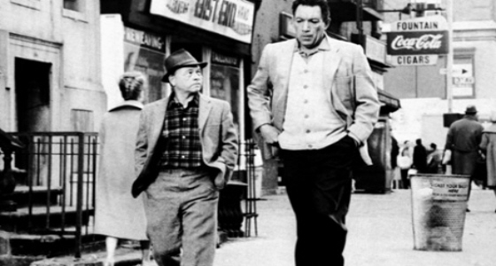 Mickey RooneyRequiem For A Heavyweight  1962 Anthony Quinn
