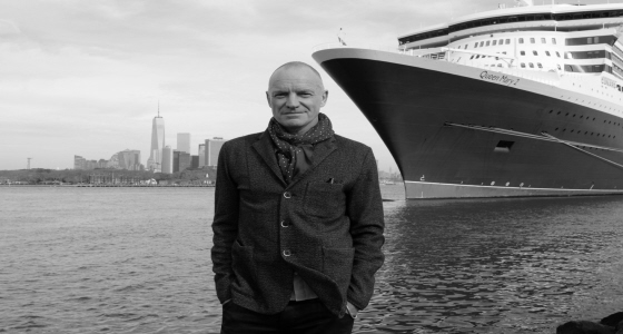 Sting - Englishman - New York - Queen Mary 1.