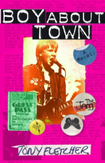 1 Boy About Town Tony Flecther
