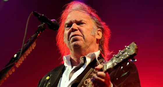 Neil Young and Crazy Horse Birmingham LG Centre.j