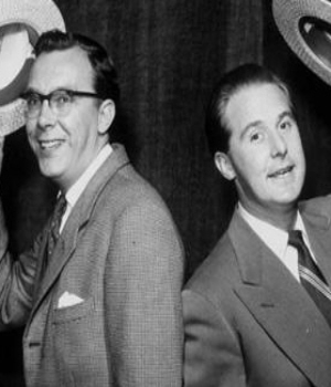 Eric Morecambe and Ernie Wise 2.