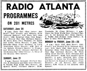 Pirate Radio Stations Radio Atlanta 1.