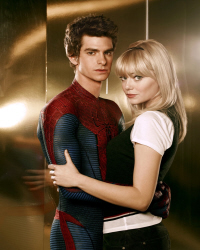 Peter Parker and Gwen Stacey1