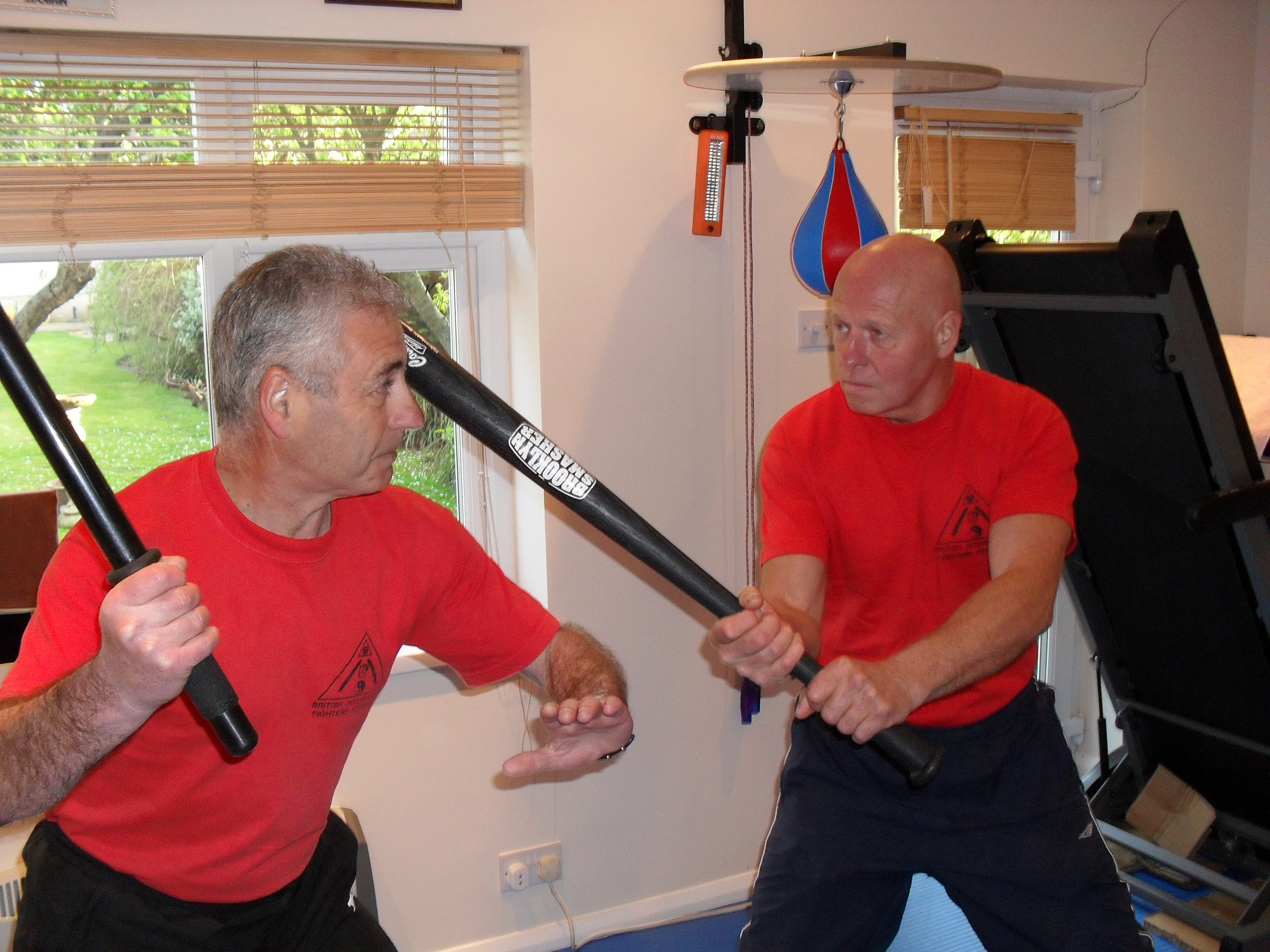 /jay dobrin and phil chenery filipino martial arts masters.