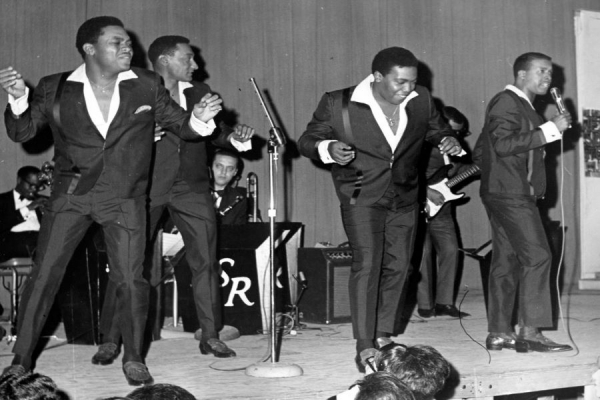 A Brief Biog of The Four Tops