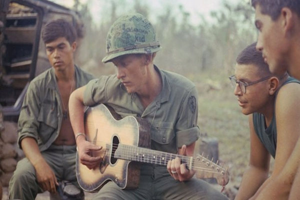 The Music of the Vietnam War