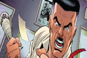 J.Jonah Jameson (Spider-Man) Warned The Baby Boomers, Gen X and Y about the Media.
