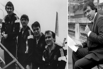 El Tel, Dundee United & The 86/87 Uefa Cup Part Two