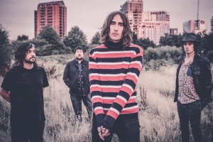 From Sean Lennon to the Sunshine of Portugal, Manchester Band, Purple Heart Parade, Hit The Euro Trail For The Reverence Festival