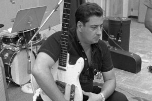 Tommy Tedesco (1930 – 1997): The Most Recorded Guitarist in the 20th Century