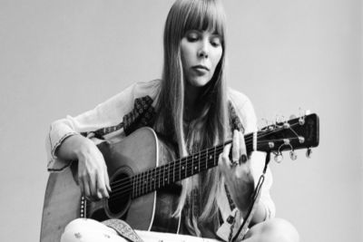 Joni Mitchell Remembered Last then One Year on