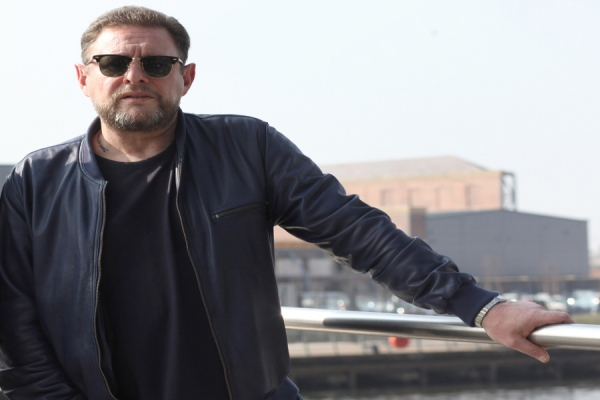 Shaun Ryder talks to ZANI