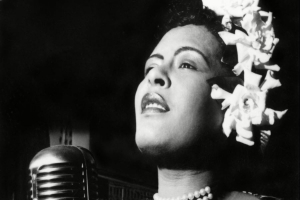 Billie Holiday Interviewed on Peacock Alley TV Show (1956)