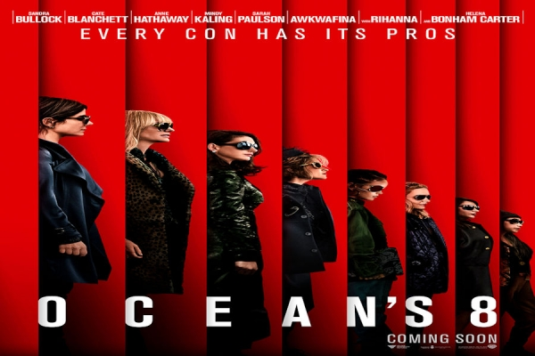 Ocean's Eight Review