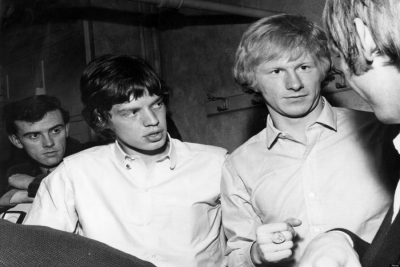A Short Biog of Andrew Loog Oldham on ZANI